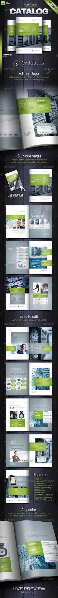 Product Catalog - Williams - Catalogs Brochures