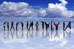 イメージ 9 ウユニ塩湖 (Salar de Uyuni) Uyuni, Bolivia