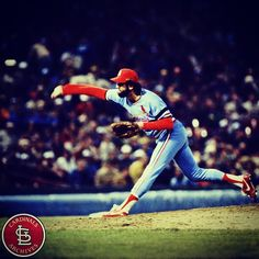 Cardinals and National Baseball Hall of Famer, Bruce Sutter, was born January 8th. With an often unhittable split-fingered fastball, he won or saved almost half of the team's victories during his four seasons pitching in St. Louis.