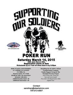 Charity poker north carolina