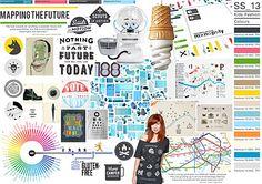 trend board via emily kiddy