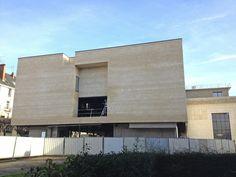 Aires Mateus . Centre de Création Contemporaine Olivier Debré (CCCOD) . Tours (1)