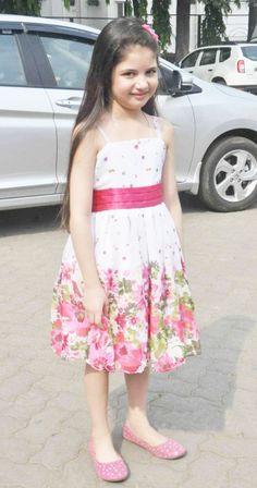 #Harshali Malhotra Cute Little Baby, Cute Babies, Little Girl Fashion, Kids Fashion, Hijab Fashion Summer, Baby Girl Photography, Kids Frocks, Bollywood Stars, Celebs