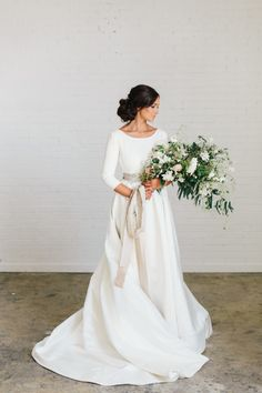BreAna Thomas, Bridal, Chantel Lauren designs