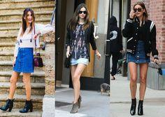 5 combos com jeans pro fim de semana - Moda it
