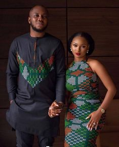 Couples African Outfits, Couple Outfits, African Attire, African Wear, African Wedding Attire, Men's Outfits, Traditional African Clothing, African Clothing For Men, African Shirts
