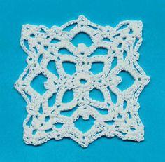 Diamond Lace Motif