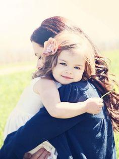 Image via We Heart It https://weheartit.com/entry/36747557/via/31074484 #baby #girl #mother #motheranddaughter