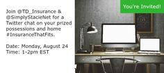 #InsurnceThatfits Twitter Party on 08/24/2015 at 1:00 ET - https://thisbirdsday.com/insurncethatfits-twitter-party-on-08242015-at-100-et/ #TwitterParty