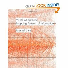 Visual Complexity: Mapping Patterns of Information: Manuel Lima: 9781568989365: Books - Amazon.ca