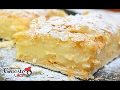Romanian Desserts, Cake Recipes, Dessert Recipes, Food Cakes, Cake Cookies, Vanilla Cake, Yummy Food, Sweets, Foods