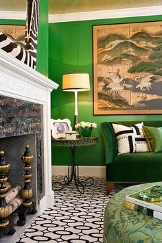 Dooley Noted Style: Color Crush - British Racing Green