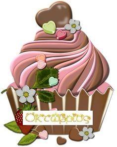 Cupcake Illustration, Cupcake Drawing, Cupcake Art, Cupcake Boxes, Cupcake Pictures, Cupcake Images, Cupcake Clipart, Diy And Crafts, Paper Crafts