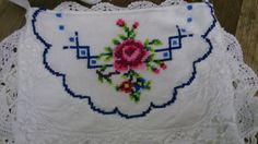 Romantic Lace Shoulder Bag Crafted From Vintage by BearsandOldLace, $25.00