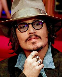 JOHNNY DEPP, via Flickr.