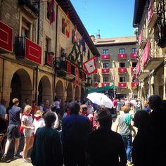 Fiestas de San Juan en Laguardia