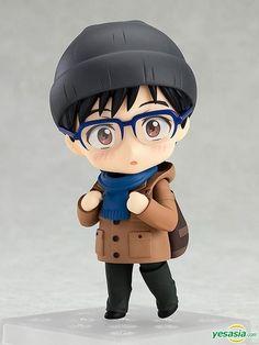 YESASIA: Nendoroid : Yuri on Ice Yuri Katsuki Casual Ver. - Yuri on Ice, Orange Rouge - Toys - Free Shipping