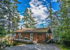 Orcas Island, #sanjuanislands vacation rental. This eclectic and rustic house offers incredible water views of Mt. Baker, a sandy cove beach, and 50 wooded acres to explore. #travel to Orcas Island as it was before it was discovered!