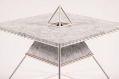 SPUTNIK-5 coffee table on Behance
