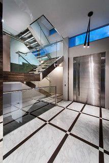 Minum Cove Concept Home, Perth WA - Contemporary - Entry - perth - by European Concepts