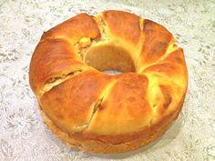 apple ring bread