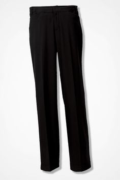 Natural Studio Curvy Trouser - Women's Pants | Coldwater Creek