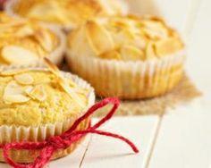 Muffins allégés aux amandes