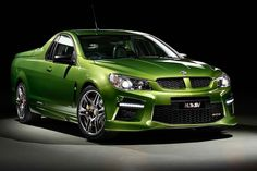 Holden releases the world's most powerful ute -- HSV GTS Maloo.