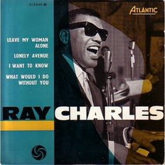 Ray Charles — Lonely Avenue - 1956