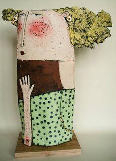 Sarah Saunders Ceramics Lustik: twitter | pinterest | etsy