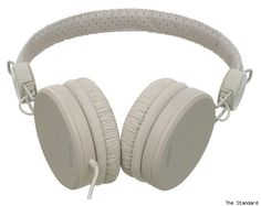 The Standard Hotel Headphones By WeSC