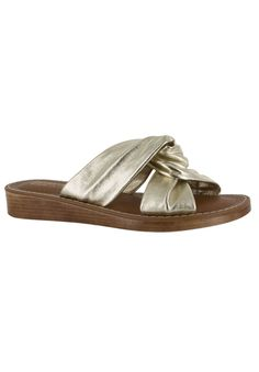 Noa-Italy Sandals by Bella Vita - Women's Plus Size Clothing