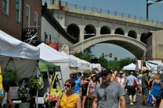 Manayunk Arts Festival: one of the largest outdoor arts festivals in the region celebrates 25 years, June 21 & 22, 2014