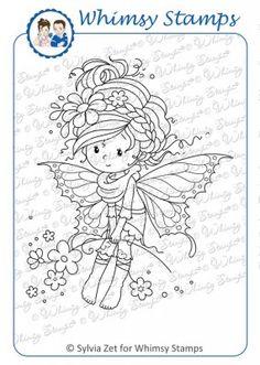 Karten-Kunst - Stempel- und Scrapbook-Shop - Wee Stamps - Iris