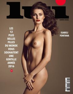 12 Nude Models Posed for the Covers of a French Magazine (NSFW)  - Esquire.com