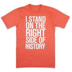 2989c5ce7e69 HRC T-shirt human rights campaign support equal rights Human Rights Campaign