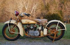 Motorcycles – Buck's Indian Motorcycles