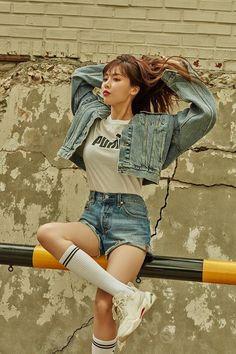 Check out Wonder Girls @ Iomoio Hyuna Fashion, Kpop Fashion, Korean Fashion, Fashion Outfits, Womens Fashion, J Pop, Kpop Girl Groups, Kpop Girls, Hyuna Tumblr