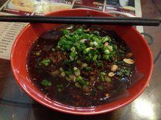 Spicy soup. Chongqing, China
