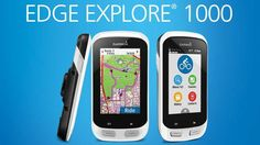 Garmin Edge Explore 1000 3  Display Datentransfer via ANT+® Fahrradkarte Europa
