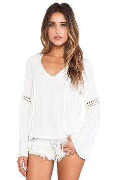 #REVOLVEclothing; love this shirt!