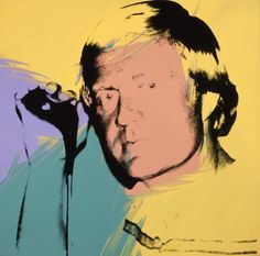 Andy Warhol, Jack Nicklaus, 1977
