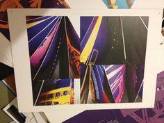 Another collage from photos of the book