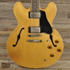Gibson ES-335 Natural 1981