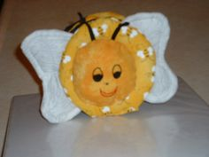 B. Beesley is a handmade soft and flexible by cleancritters, $15.00