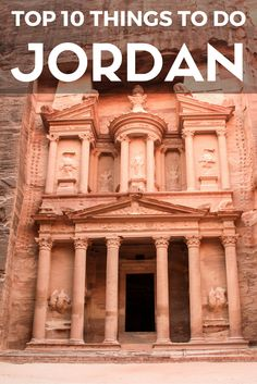 Discover the top 10 things to do in Jordan for your next trip to the middle east. From places to activities and food. All the best Jordan has to offer.