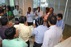 ProYoung 1st New Year Celebrations at our corporate office.