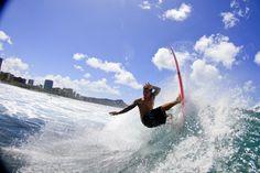 #HowTo Balance Surf and School. Photo: Baseman #SURFERPhotos