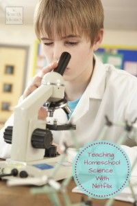 Studying Science in Your Homeschool with Netflix - The Kennedy Adventures!