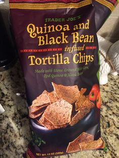 Trader joes tortilla chips-amazing!!